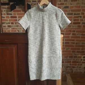 Billy Reid knit shift dress xs